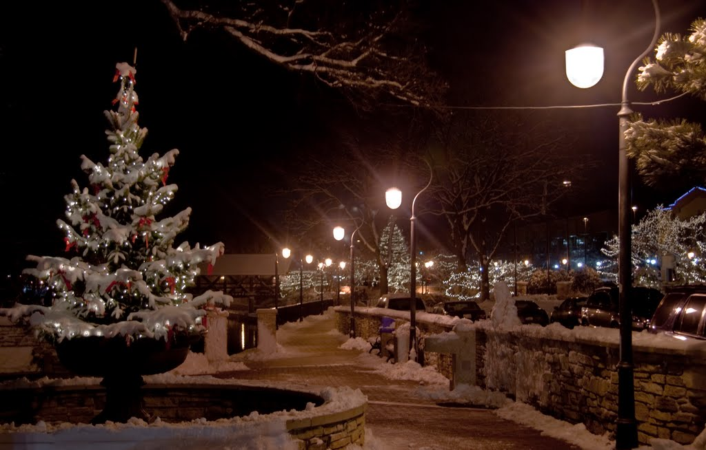 Today at 5PM, Lights On, Downtown Naperville | 365 Check it Out!