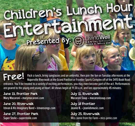 childrenslunchhour